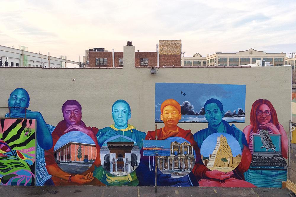 Lenny Correa Murals #artpeople