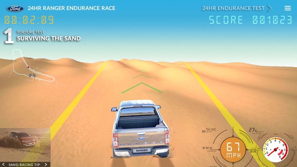 race online test
